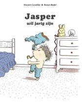 Jasper wil jarig zijn