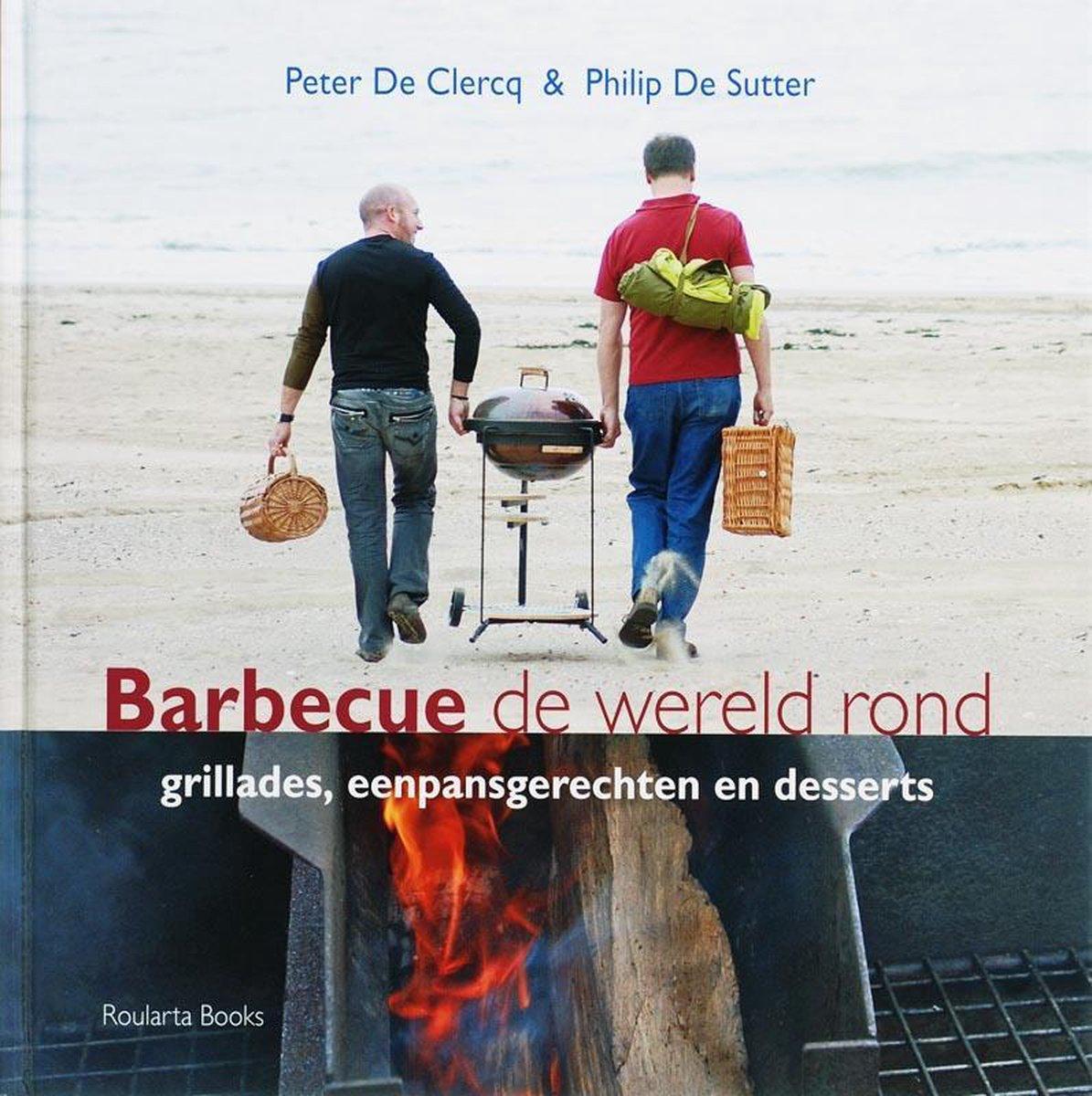 Barbecue de wereld rond
