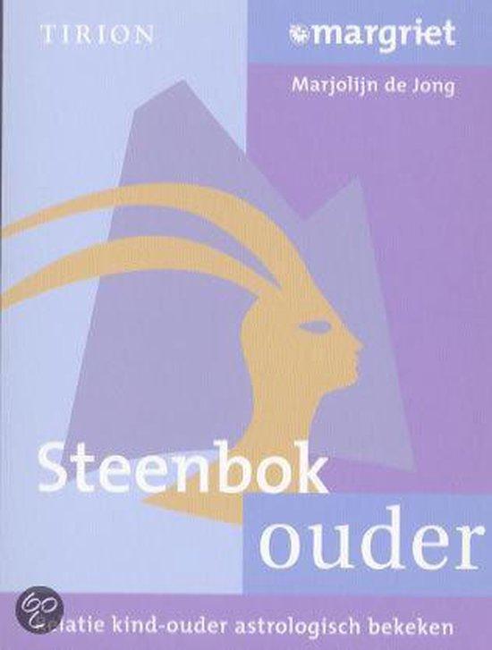 STEENBOK-OUDER - Marjolijn de Jong  