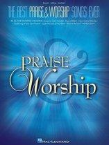 Boek cover The Best Praise & Worship Songs Ever Songbook van Hal Leonard Corp.