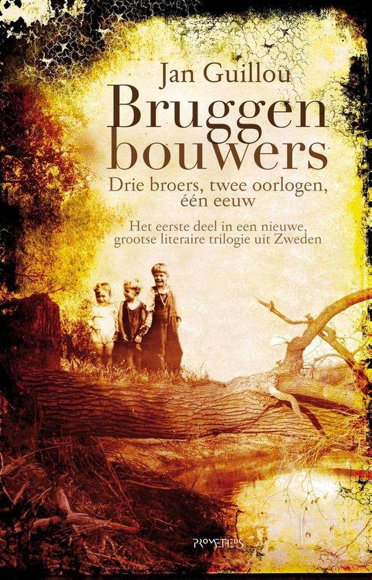 Bruggenbouwers - Jan Guillou |