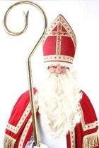 Sinterklaas haarstel baard