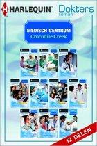 Omslag Doktersroman - Medisch Centrum Crocodile Creek