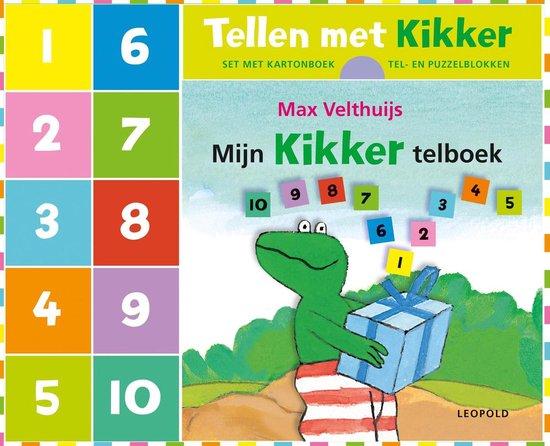 Kikker - Tellen met Kikker - Max Velthuijs |