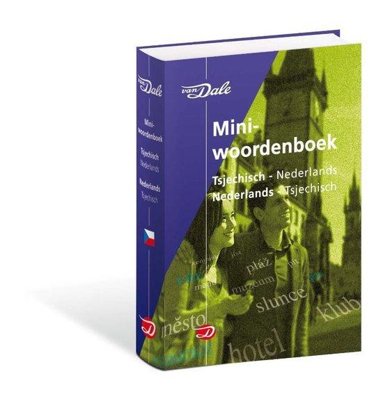 Van Dale Miniwoordenboek - Van Dale Miniwoordenboek Tsjechisch - Van Dale | Readingchampions.org.uk