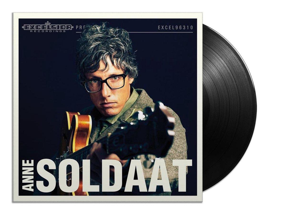 Anne Soldaat (LP+Cd) - Anne Soldaat