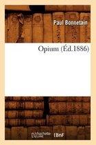 Opium (Ed.1886)
