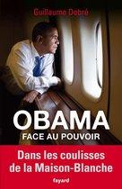 Boek cover Obama face au pouvoir van Guillaume Debre