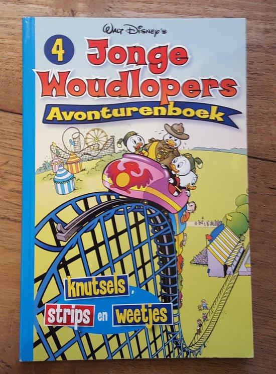 Walt Disney JONGE WOUDLOPERS 4 avonturenboek - Sanoma |