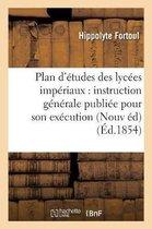 Plan d'etudes des lycees imperiaux