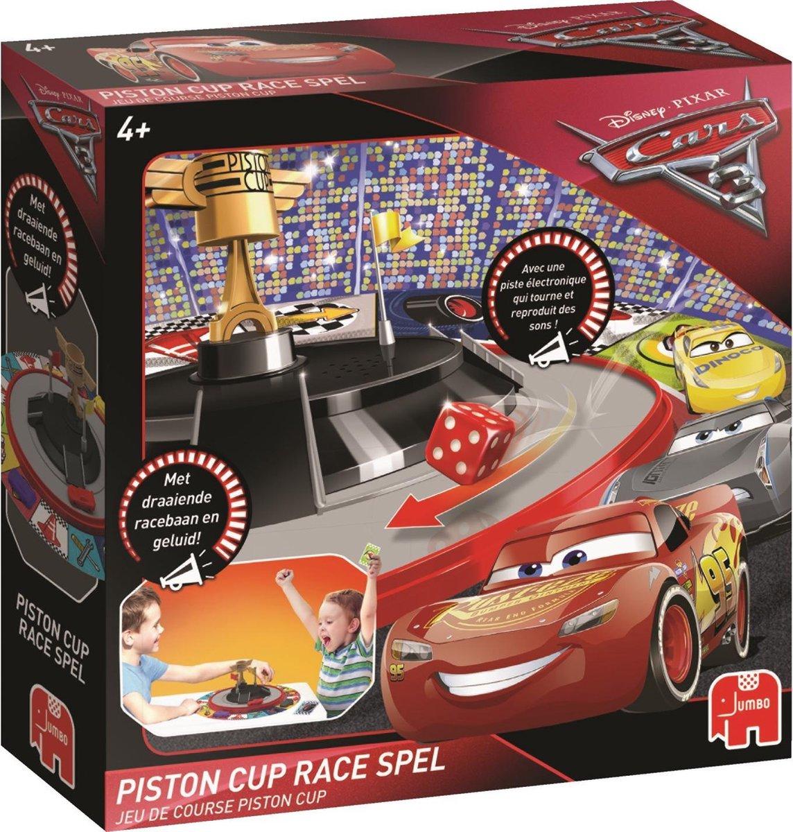 Cars 3 - Piston Cup Race