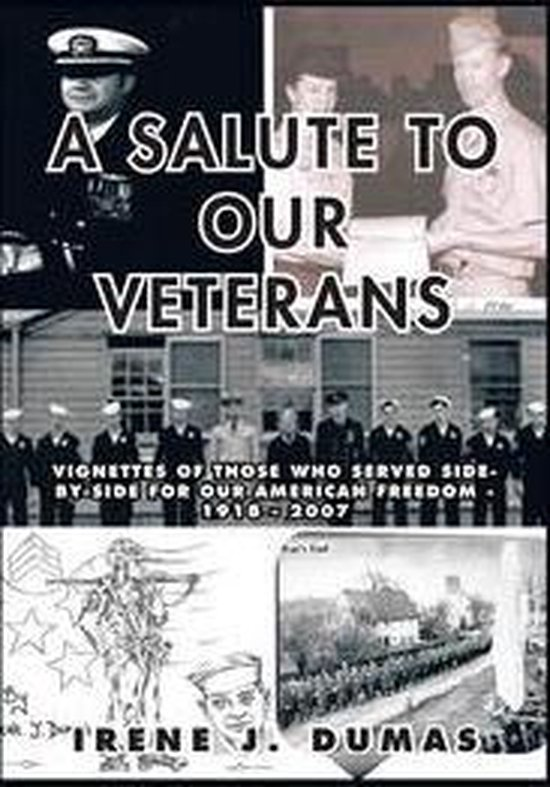 Omslag van A Salute to Our Veterans