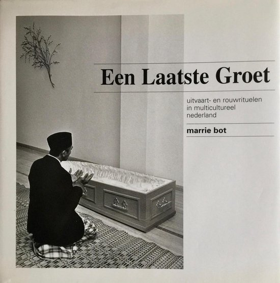 EEN LAATSTE GROET - Marrie Bot |