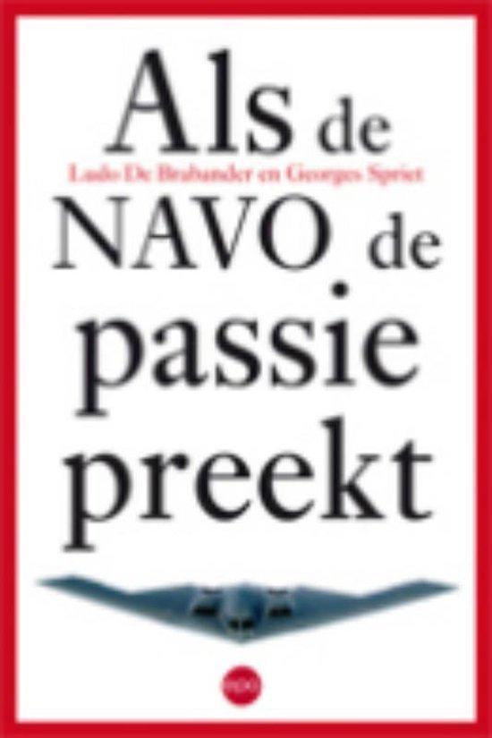 Als de NAVO de passie preekt... - L. de Brabander   Fthsonline.com