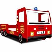 Bed, brandweerauto, autobed,  brandweer