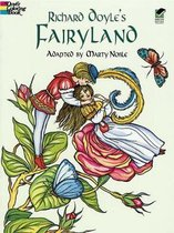 Richard Doyle's Fairyland Coloring Book