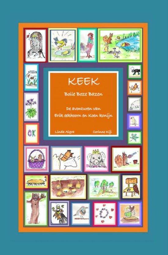 K.E.E.K - Bolle boze bazen - Linda Algra   Readingchampions.org.uk
