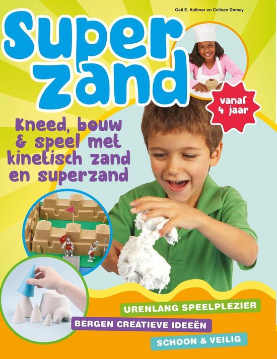 Superzand - Colleen Dorsey pdf epub