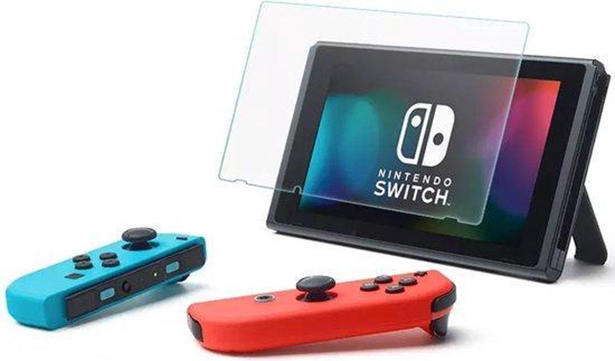 Nintendo Switch 9H Tempered Glass Screen Protector (Gehard glas) - KELERINO.
