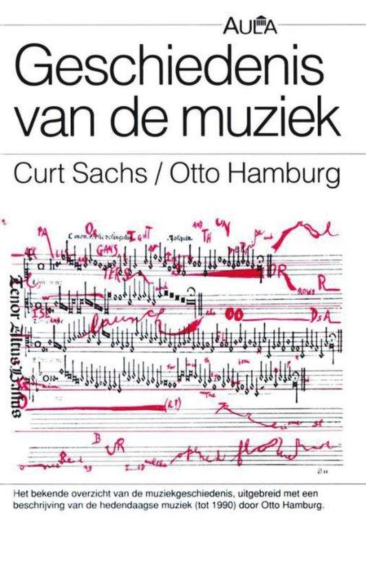 Vantoen.nu - Geschiedenis van de muziek - C. Sachs |