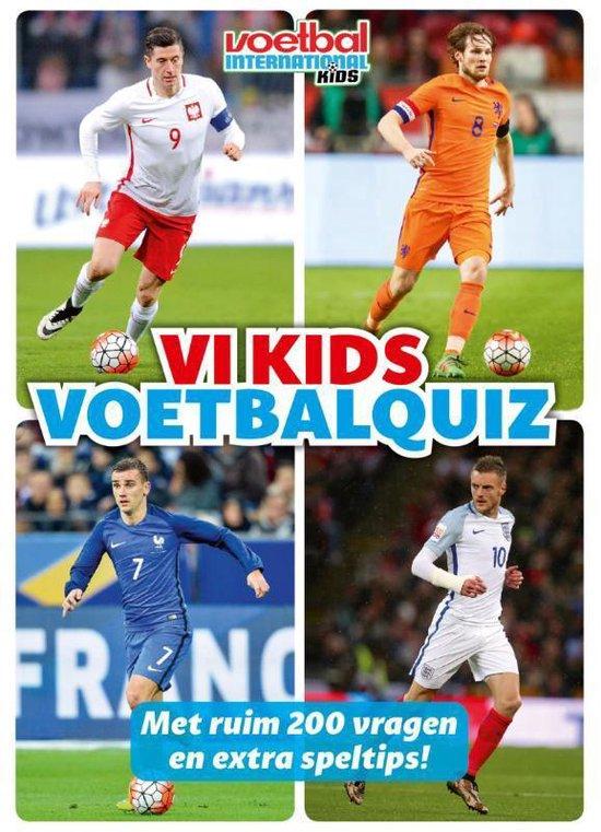 VI Kids Voetbalquiz 2017