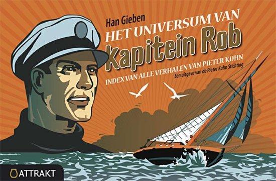 Het universum van kapitein Rob - Han Gieben |