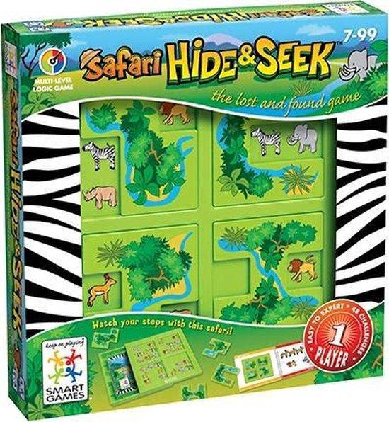 Smart Games Hide & Seek - Safari