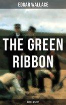 Boekomslag van 'The Green Ribbon (Murder Mystery)'