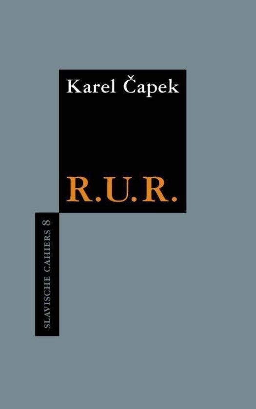 Slavische Cahiers 8 - R.U.R. - Karel ČApek |