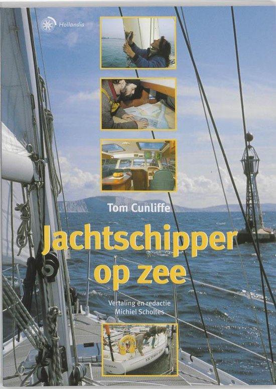 Jachtschipper op zee - Tom Cunliffe |