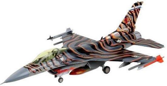 Revell F-16c Tigermeet - 04669 - Modelbouw