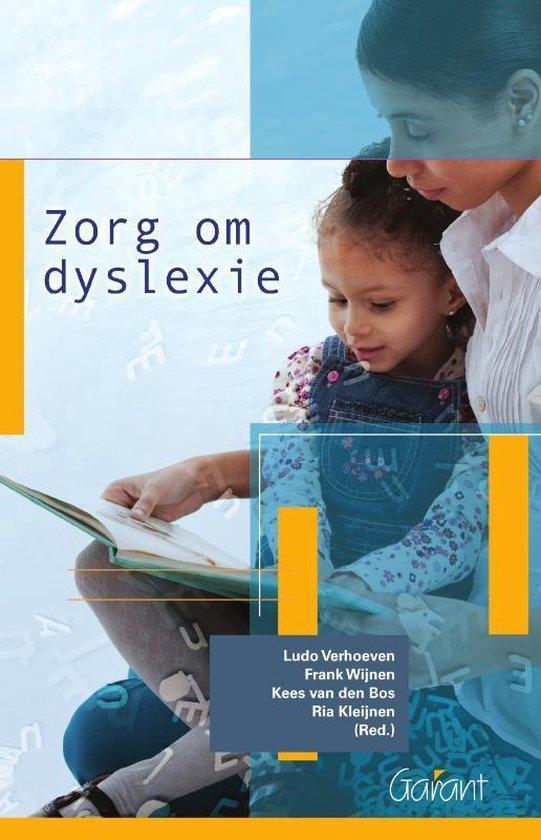 Zorg om dyslexie - Ludo Verhoeven |