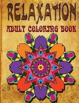 Relaxation Adult Coloring Book, Volume 10