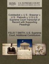 Cobbledick V. U S