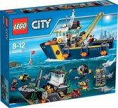 Bol.com-LEGO City Diepzee Onderzoeksschip - 60095 - Multicolor-aanbieding