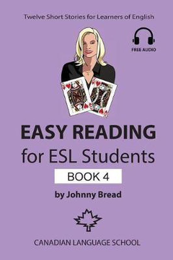 Easy Reading for ESL Students - Book 4