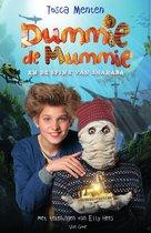Omslag Dummie de mummie 3 - Dummie de mummie en de sfinx van Shakaba