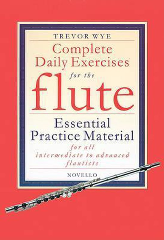 Afbeelding van Complete Daily Exercises for the Flute