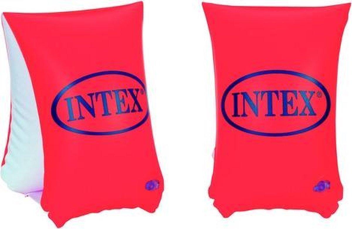 Zwembandjes Intex - Premium Zwemvleugels - Opblaasbare Bandjes Kinderen | 3-6 Jaar (18-30kg)