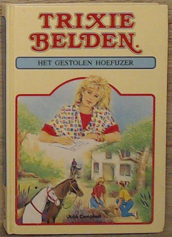 TRIXIE BELDEN. HET GESTOLEN HOEFIJZER - Liesbeth Vastrick pdf epub