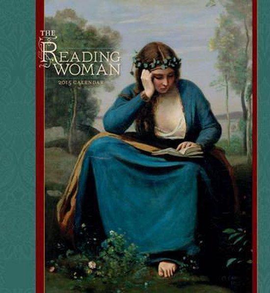 The Reading Woman 2015 Wall Calendar