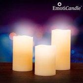 Emoti Candle Blow - LED kaarsen - Sensor - 10x20cm