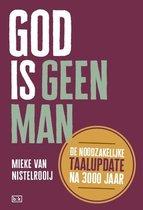 God is geen man