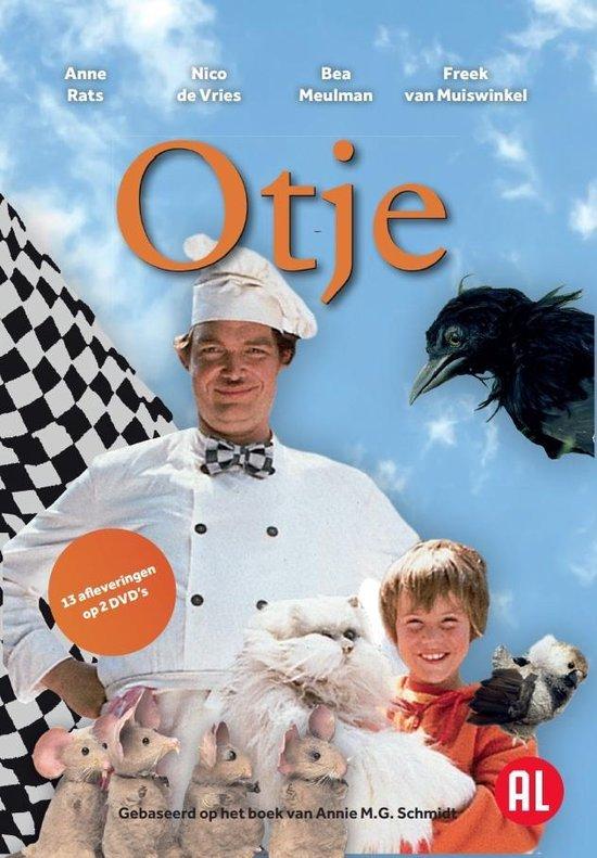 Cover van de film 'Otje'