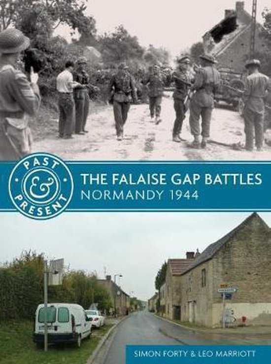 Boek cover The Falaise Gap Battles van Simon Forty (Paperback)
