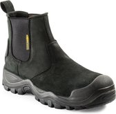 Buckler Boots BSH006BK Buckshot 2 S3 Instapper Zwart maat 44