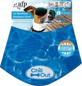 All for paws - Chill Out Bandana - XL - koelhalsband cool band verkoeling