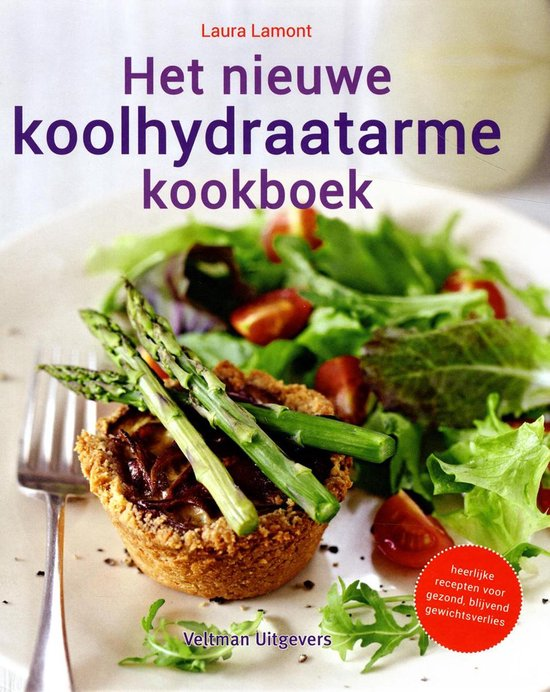 Afbeelding van Het nieuwe koolhydraatarme kookboek