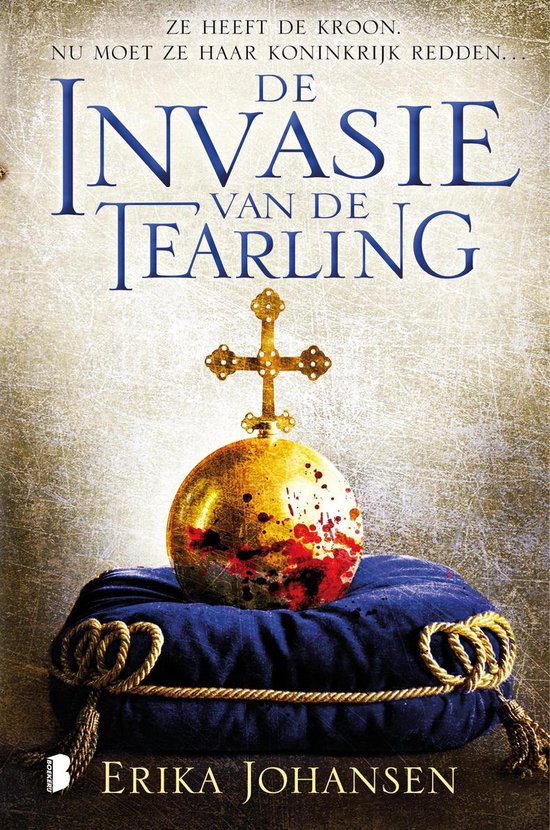 Tearling - De invasie van de Tearling - Erika Johansen |