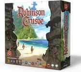 Robinson Crusoe Adventures on the Cursed Island - Bordspel